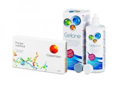 Proclear Multifocal (6 läätse) + Gelone 360 ml