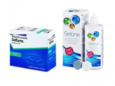 SofLens 38 (6 läätse) + Gelone 360 ml