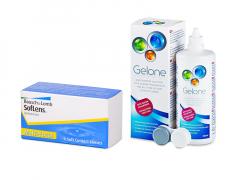 SofLens Multi-Focal (3 läätse) + Gelone 360 ml