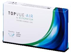 TopVue Air for Astigmatism (3läätse)