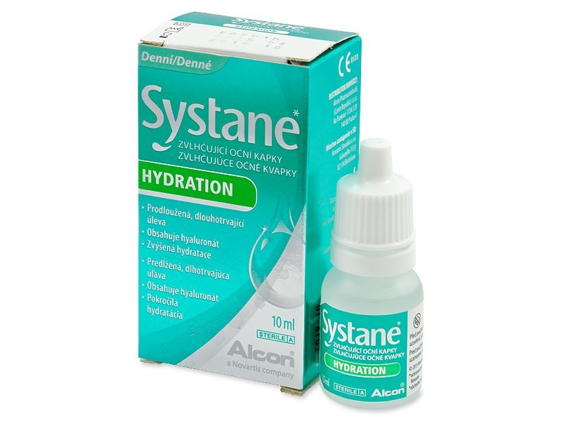 Systane Hydration Silmatilgad 10ml