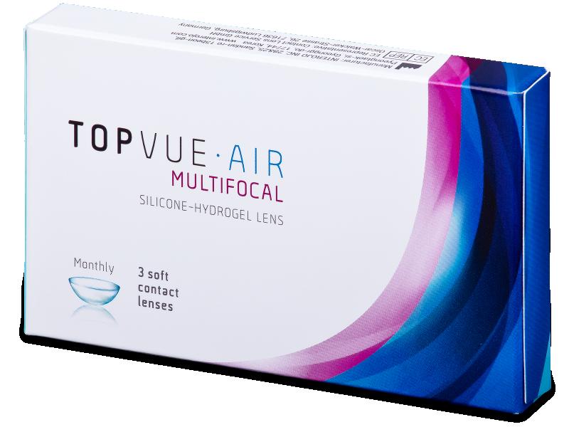 TopVue Air Multifocal (3 läätse)