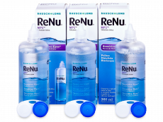 ReNu MPS Sensitive Eyes Läätsevedelik 3 x 360 ml