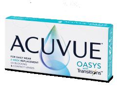 Acuvue Oasys with Transitions (6 läätse)