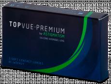 TopVue Premium for Astigmatism (3läätse)