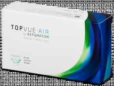 TopVue Air for Astigmatism (6läätse)