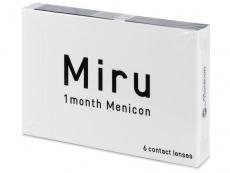 Miru 1 Month (6 läätse)