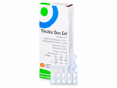 Silmatilgad Thealoz Duo Gel 30x 0,4g