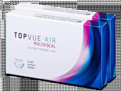 TopVue Air Multifocal (6 läätse)