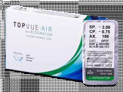 TopVue Air for Astigmatism (1 lääts)