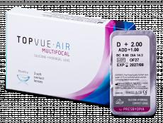 TopVue Air Multifocal (1lääts)