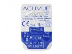 Acuvue Oasys (1 lääts)