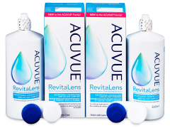 Acuvue RevitaLens Läätsevedelik 2x 360 ml