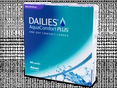 Dailies AquaComfort Plus Multifocal (90läätse)