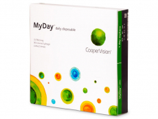MyDay daily disposable (90 läätse)