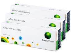 MyDay daily disposable (90läätse)