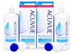 Acuvue RevitaLens Läätsevedelik  2x 300 ml