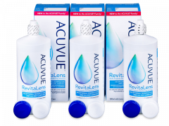 Acuvue RevitaLens Läätsevedelik 3x 300 ml