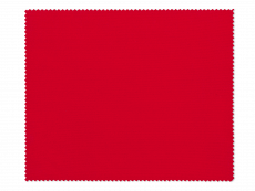 Prillide puhastuslapp - punane