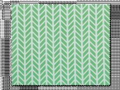 Prillide puhastuslapp - roheline ja valge
