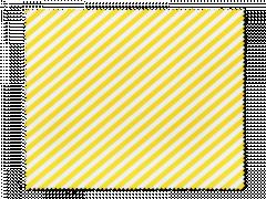 Prillide puhastuslapp - kollased ja valged triibud