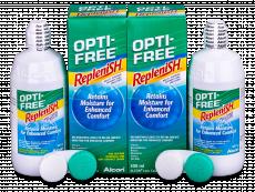 OPTI-FREE RepleniSH Läätsevedelik 2x300ml