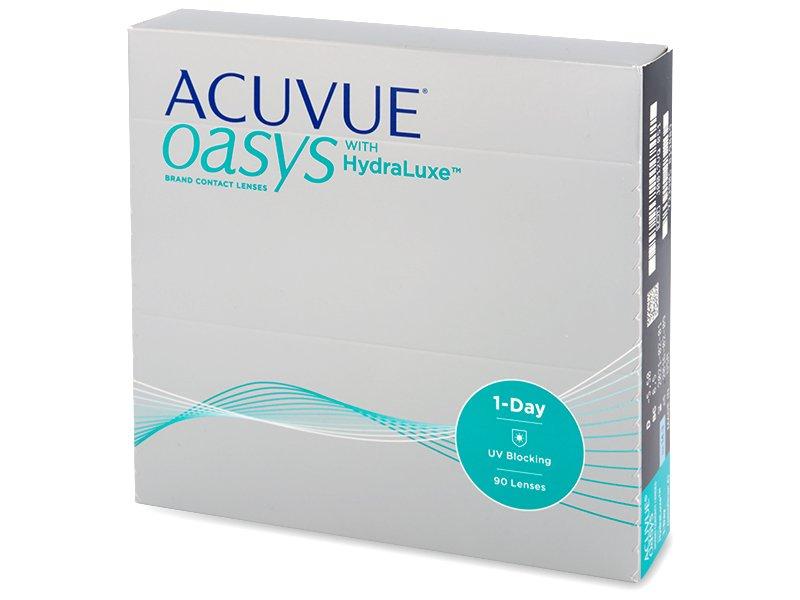 Acuvue Oasys 1-Day (90 läätse)