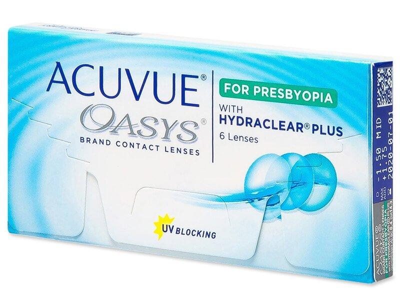 Acuvue Oasys for Presbyopia (6 läätse)