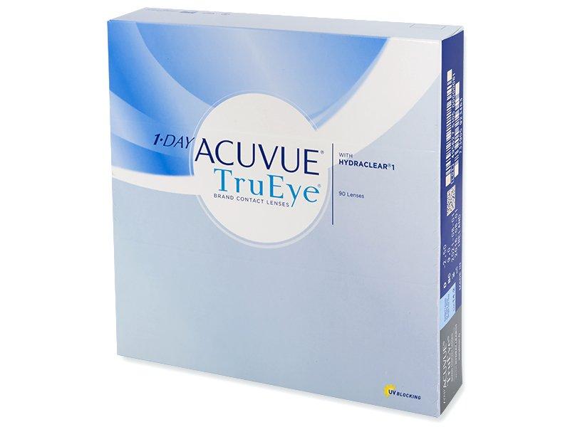 1 Day Acuvue TruEye (90läätse)