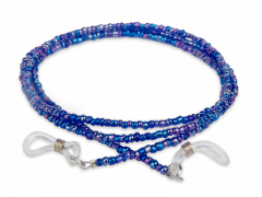 Juht prillidele sinise helmestega