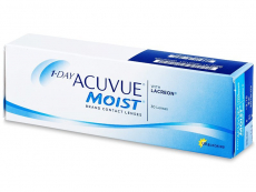 1 Day Acuvue Moist (30 läätse)