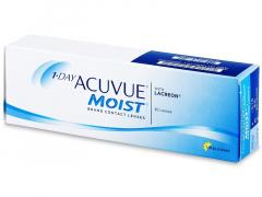 1 Day Acuvue Moist (30läätse)