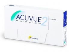 Acuvue 2 (6läätse)