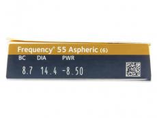 Frequency 55 Aspheric (6läätse)