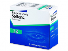 SofLens 38 (6läätse)