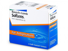 SofLens Toric (6läätse)