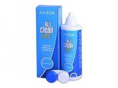 Avizor All Clean Soft läätsevedelik 350 ml