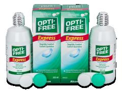 OPTI-FREE Express Läätsevedelik 2x355ml