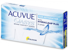 Acuvue Oasys for Astigmatism (6läätse)