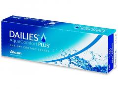 Dailies AquaComfort Plus (30läätse)
