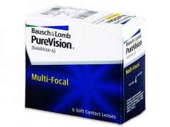PureVision Multi-Focal (6läätse)