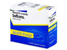 SofLens Multi-Focal (6läätse)