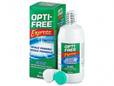 OPTI-FREE Express Läätsevedelik 355ml