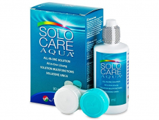 SoloCare Aqua Läätsevedelik 90ml