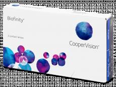 Biofinity (3läätse)
