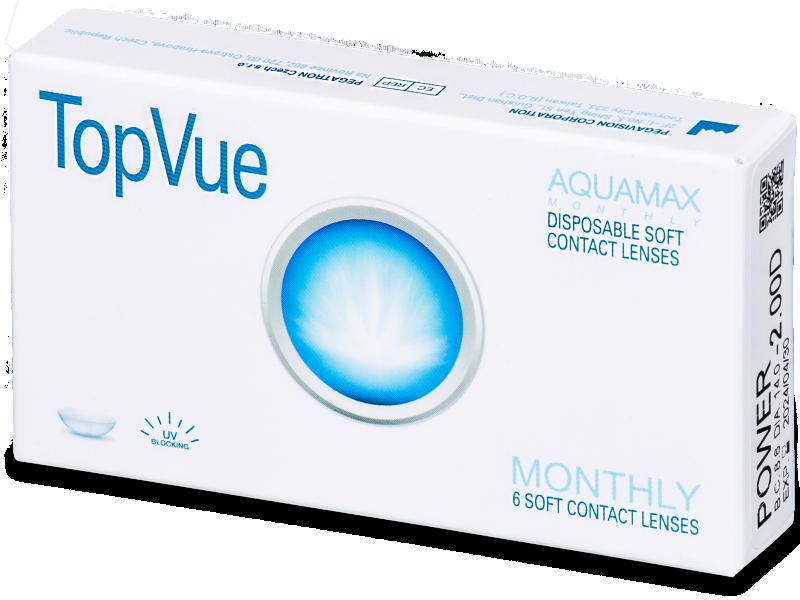 TopVue Monthly (6läätse)