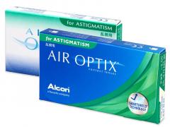 Air Optix for Astigmatism (6läätse)