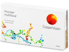 Proclear Multifocal (6läätse)