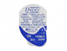 Dailies AquaComfort Plus (1lääts)